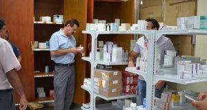 Avanza surtimiento de medicamentos