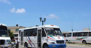 Transportistas solicitan subsidios para sus unidades