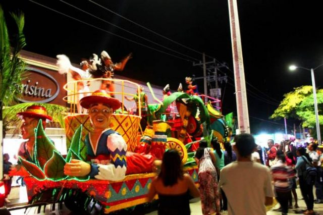 UNACAR no participará en carnaval