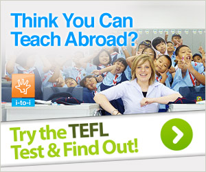 Try the TEFL Test