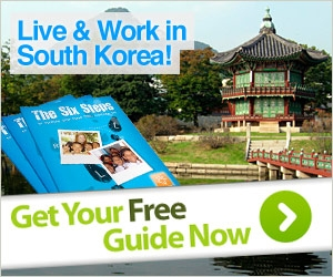 Teach in South Korea