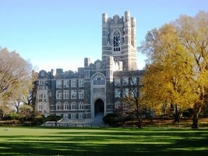 where is fordham university located