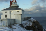 Cape Spear Winter, St. Johns, Newfoundland