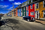 Gower Street, St. Johns, Newfoundland