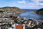 Aerial View, St. Johns, Newfoundland
