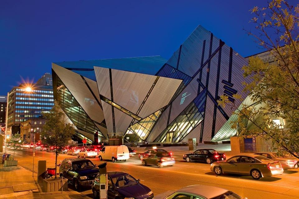 Royal Ontario Museum 2, Toronto, Ontario