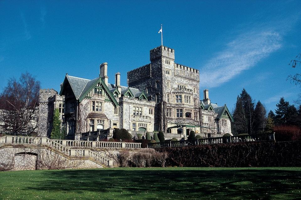 Hatley Castle , Victoria, British Columbia