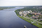 City Scape, Fredericton, New Brunswick