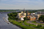 Downtown Fredericton, Fredericton, New Brunswick