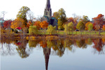 Christ Church Cathedral, Fredericton, New Brunswick
