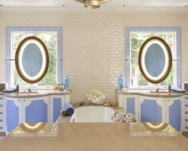 Window Facing Vanities