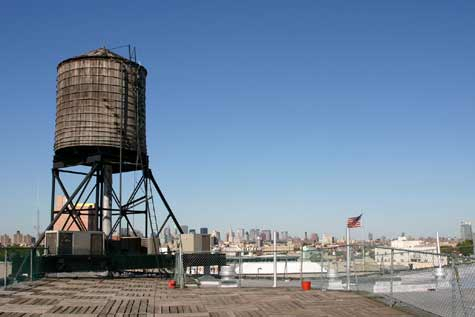 Crusty Old Water Tower