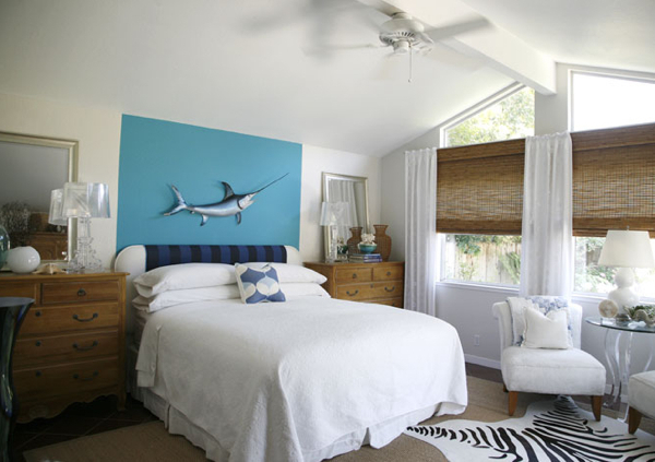 Swordfish Headboard