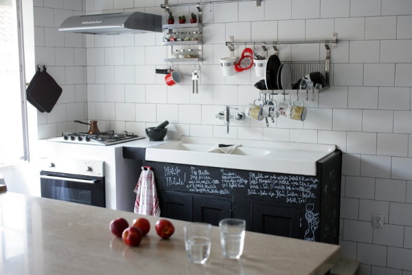 Chalkboard Cabinets