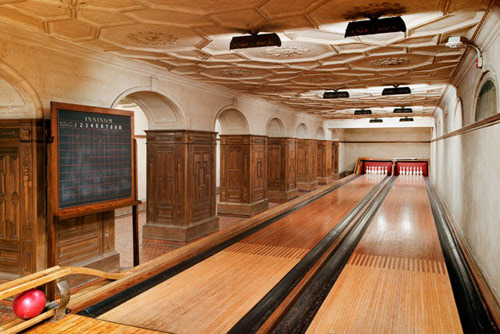 Private Bowling Alley