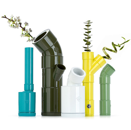 PVC Vases