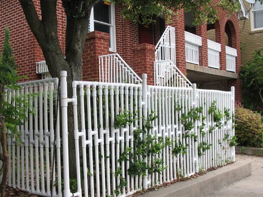 PVC Railings and Fence