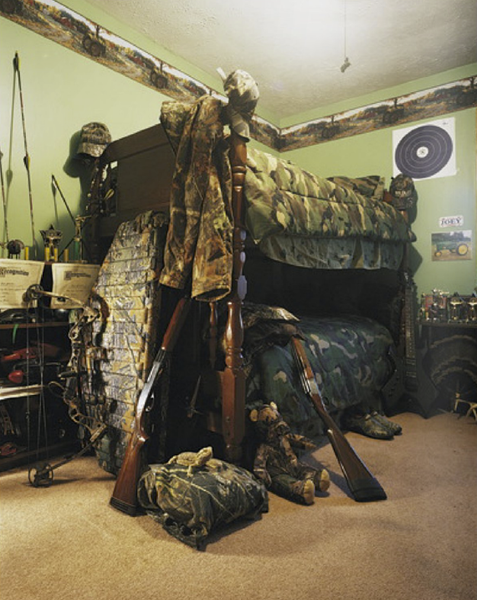 Militant Child's Room