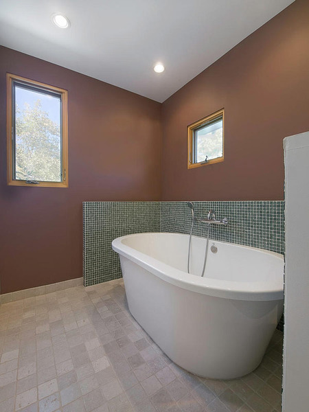 Half Wall Tub Surround