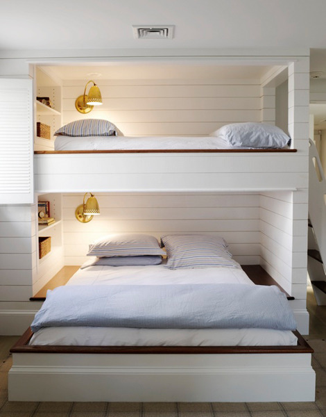 Perpendicular Bunkbeds
