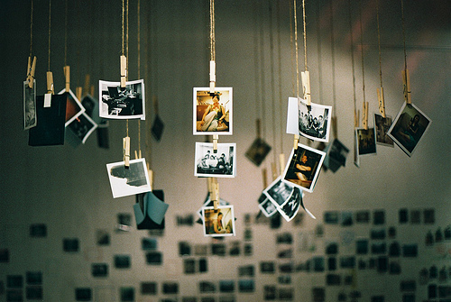 Dangling Photos