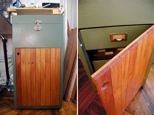 Rehabbed Cabinet