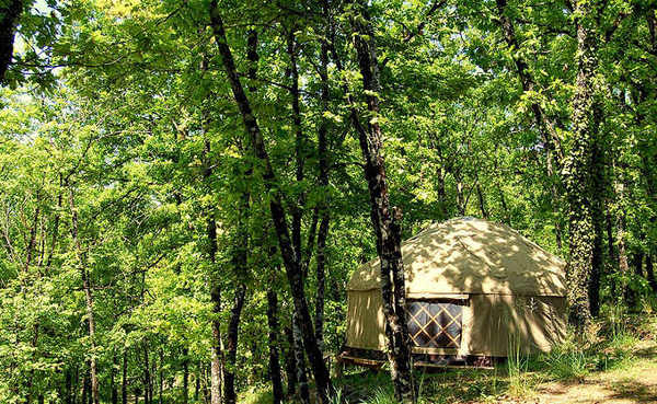 Yurt Hide Away