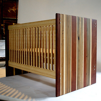 Mixed Wood Crib