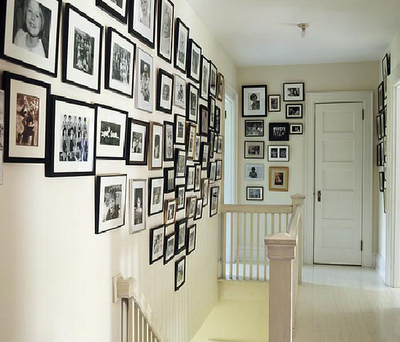 Frames in the Stairway