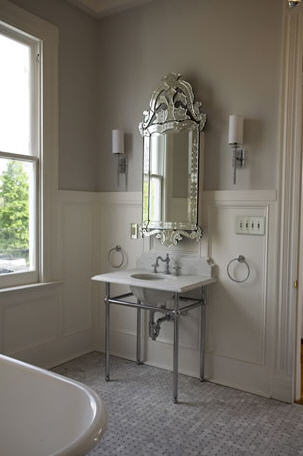 Elegant Bathroom Mirror