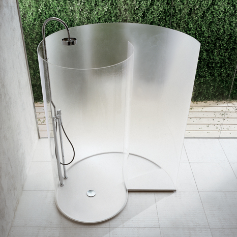 Nautilus Shower Stall