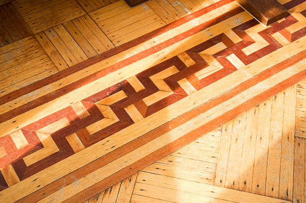 Hardwood Inlays