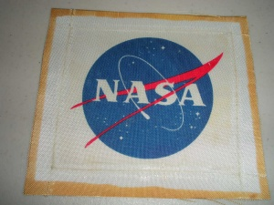 NASA 'Meatball' Beta Cloth