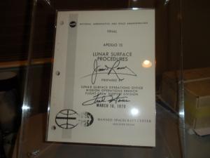 Apollo 13 Lunar Surface Procedures