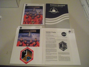 STS-110 Package