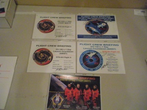 Miscellaneous Shuttle Flight Crew Briefings