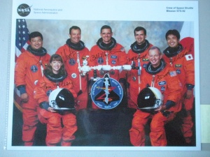 STS-92 Crew Complete Signed Photo
