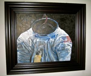 "The Original Oil ""Stafford ASTP A7LB IV Suit."""