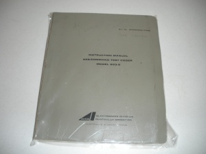 Range Safety Manuals