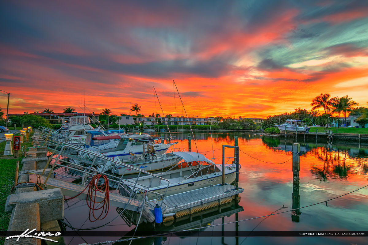 Marina Key North Palm Beach Fl