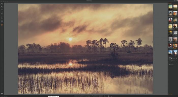 HDR Darkroom Screen Shot