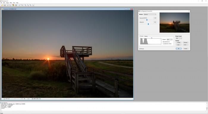 Picturenaut HDR Screen Shot