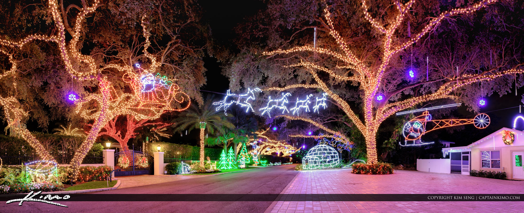 christmas lights palm beach gardens