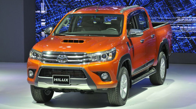 Toyota Hilux 2016 Launched Prices Start From 693 Million