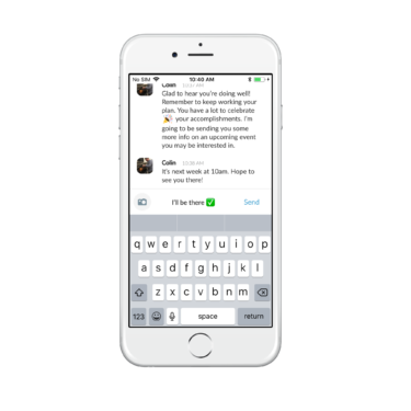 Messaging Feature