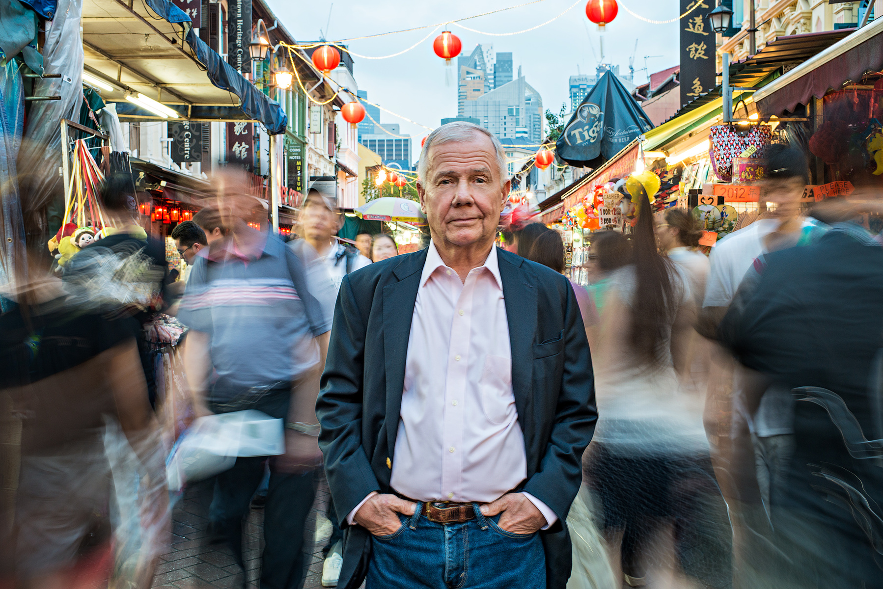 Case Study: Jim Rogers on Finance and Life Overseas