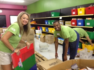 Allen Tate supports organizations like Classroom Central through its annual FUNday event.