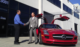 Class Auto Center Long Beach -