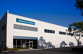 Spectrum Collision Irvine -