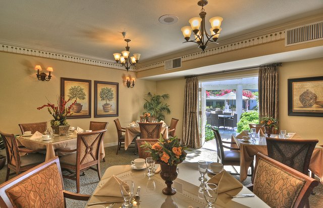Vintage Senior Living at Bradford Square - Placentia, Orange County - Photo 3 of 8